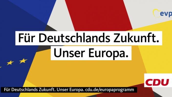 Europa vor der Wahl: Zukunft oder Nationalismus?