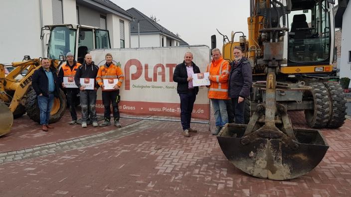 CDU Voerde bedankt sich für schnelle Arbeiten